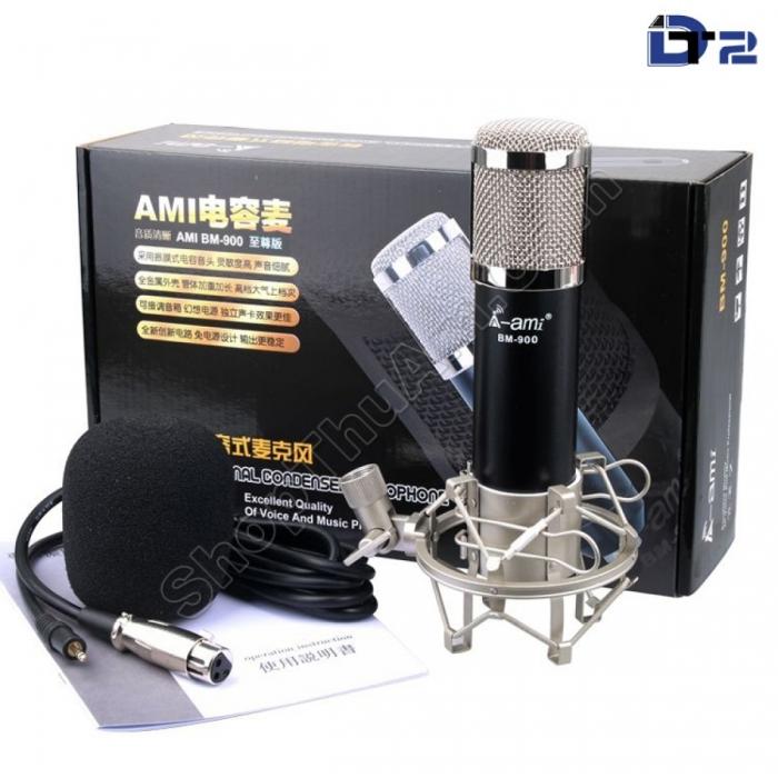 Micro thu âm BM-900