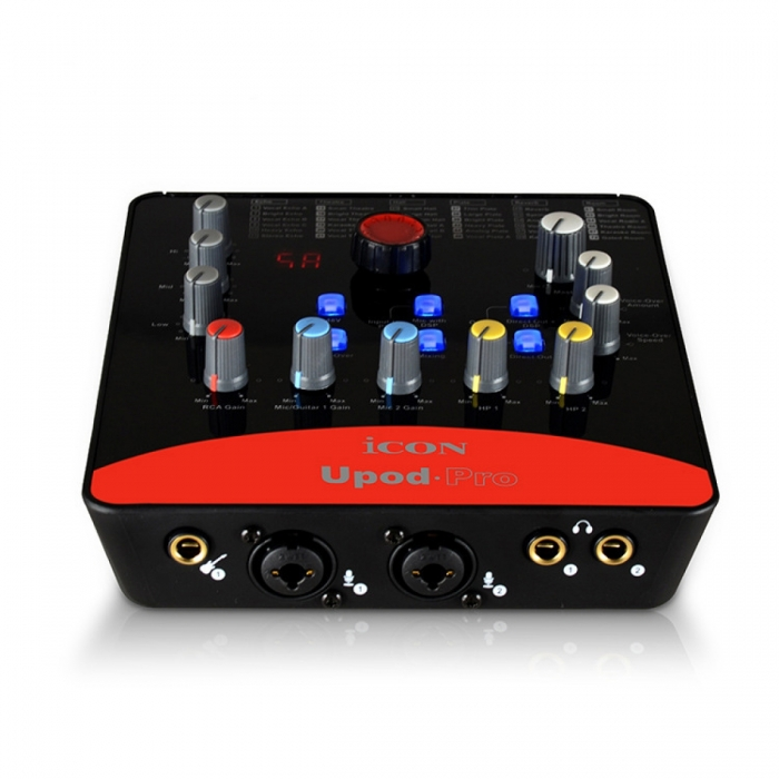 Sound card Icon Upod Pro
