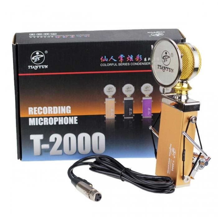 Micro thu âm T-2000
