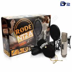 Micro thu âm Rode NT2-A